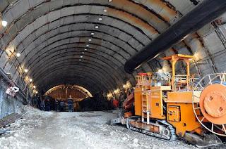 A Beszkidek alatti alagút