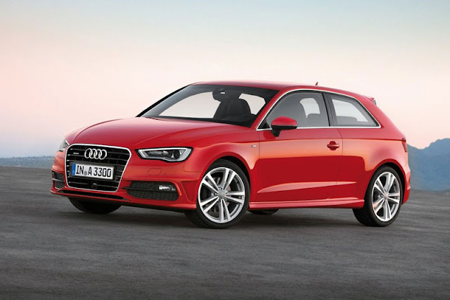 2013-Audi-A3-Red-Front