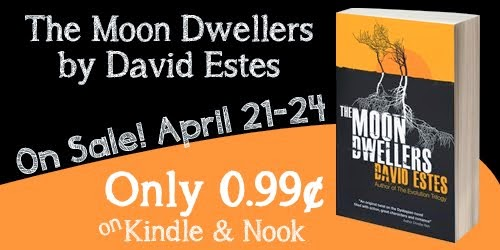 Get The Moon Dwellers for only .99 cents!!
