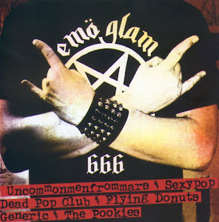 EMO GLAM 666 - Buzz Off Records compilation (2006)