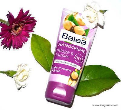 Balea Handcreme (DM) review