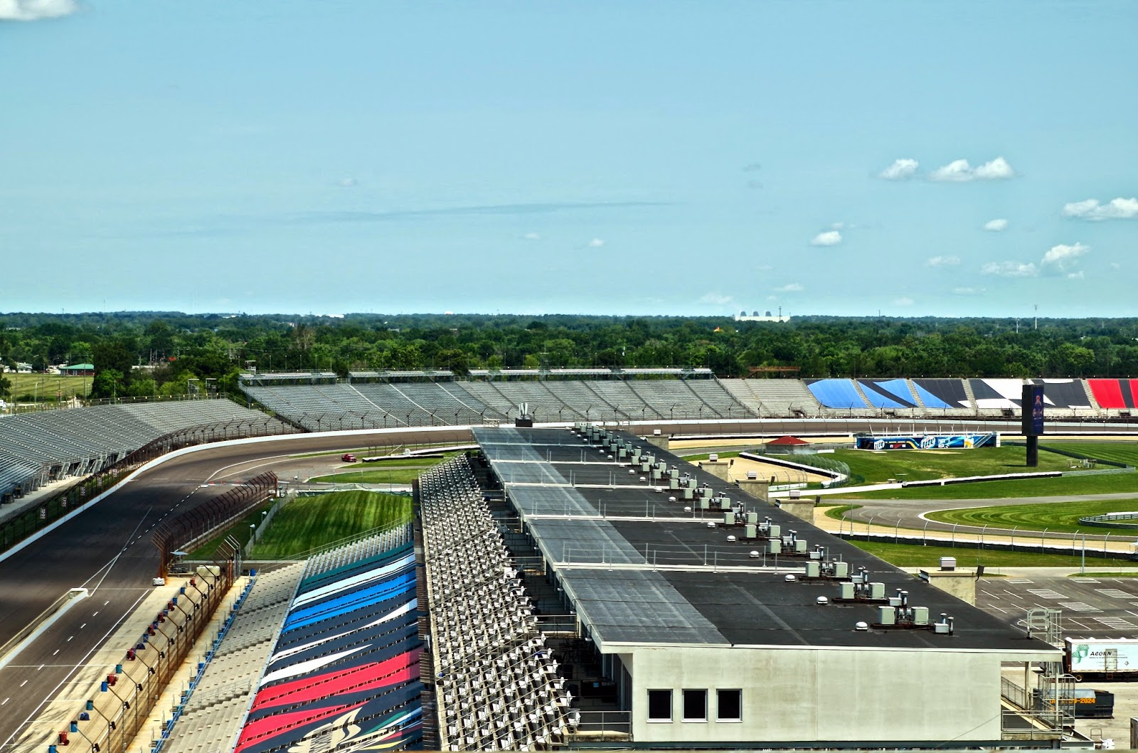 Champagne wishes and rv dreams back on the road again for Indianapolis motor speedway indianapolis in