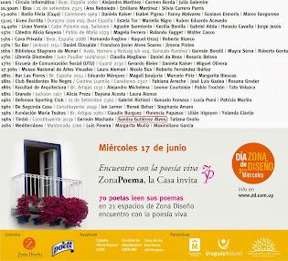 ZonaPoema 1era edición 2009