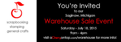 craft warehouse sale a cherry on top