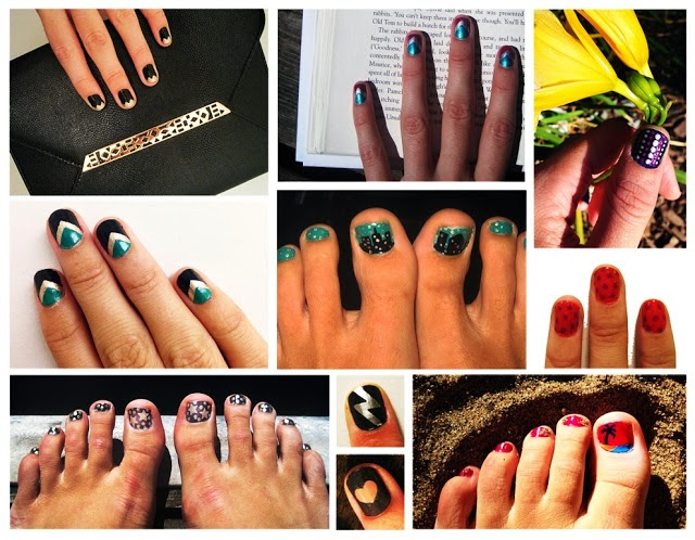 100 Percent Klutz: A Few of My Favourite Things (with Nail Style ...