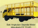 ANGKUTAN SEPEDA MOTOR MITSUBISHI FE 73 HD