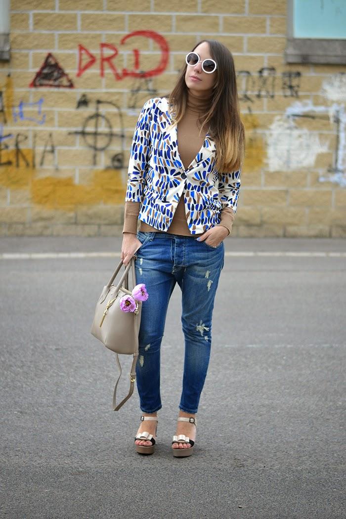 jeans cavallo basso