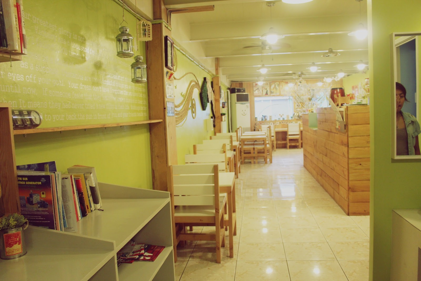 2Story Kitchen, Korean Cafe, Cute Cafe, Noriter, Dumaguete City