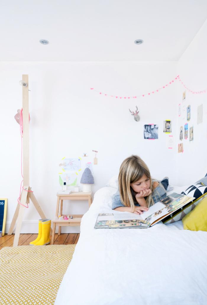 white children room