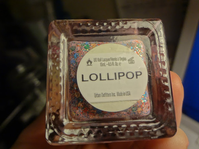 urban outfitters lollipop nail polish