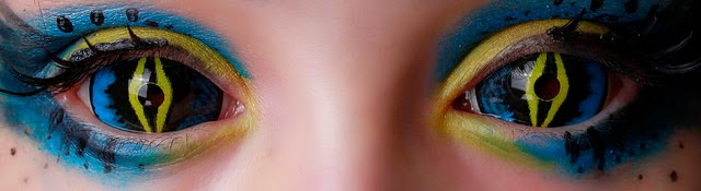 Phantasee Xorn Sclera Lenses