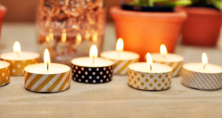 Adornos velas simple ideas geniales para decorar nuestra for Decorar jarrones con velas