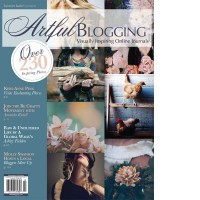 artful blogging aug 2014