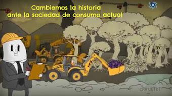 Cortometraje: Cambiemos la historia ante la sociedad de consumo actual