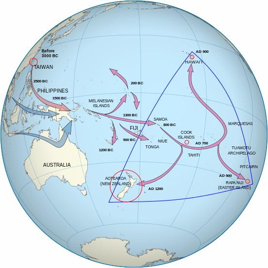 Polynesian migration