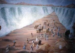 Saintis Buktikan Nabi Musa Menyeberangi Laut Merah