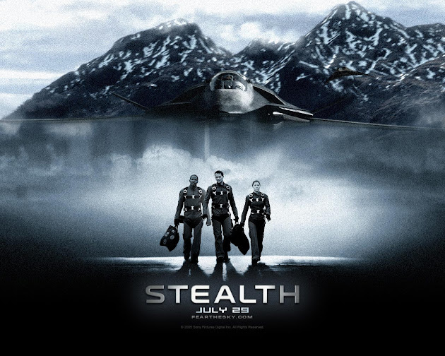 pemeran film stealth
