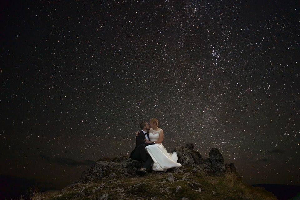 Muntele Rosu Wedding Photo Session