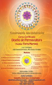 Curso de Cetrtificación en Diseño de Permacultura