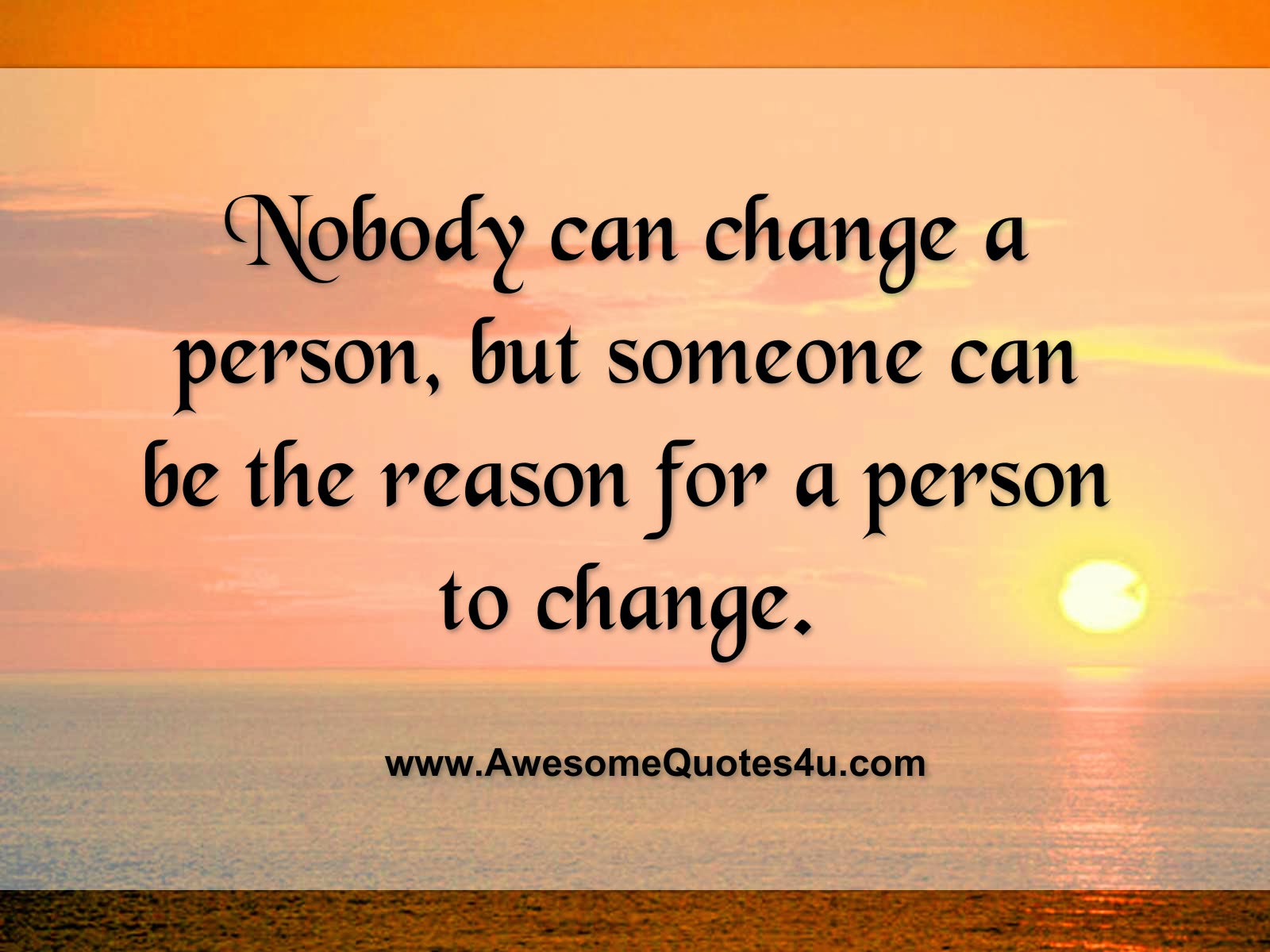 can personality be changed essay