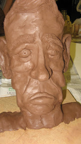 Caricature sculpture