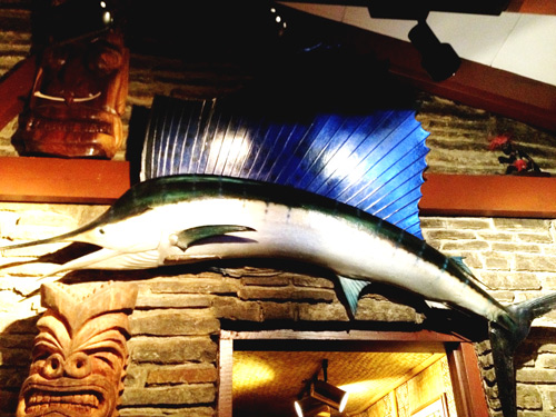 A review of Polynesian Tiki Restaurant Omni Hut in Smyrna Tennessee