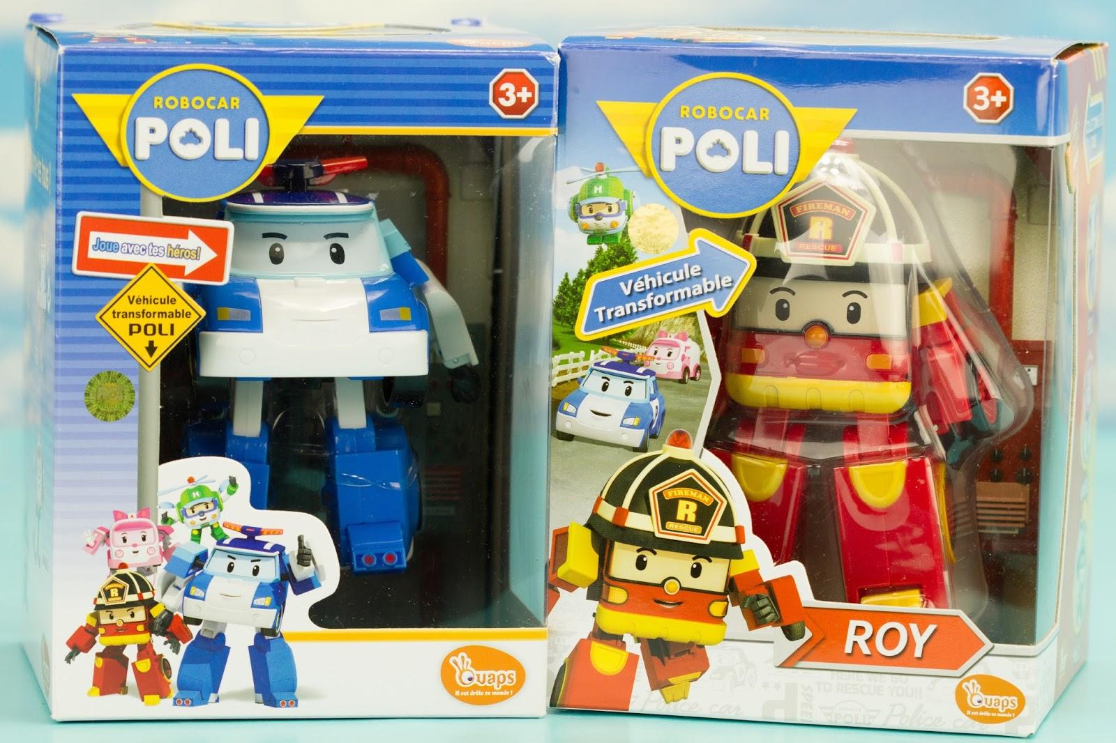 Super h ros et compagnie robocar poli poli et roy le pompier - Dessin anime robocar poli ...
