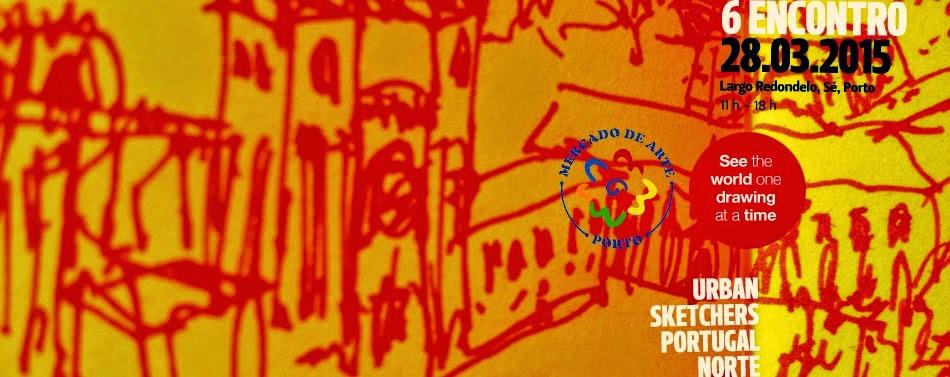 6º ENCONTRO USkP Norte - MERCADO DE ARTE