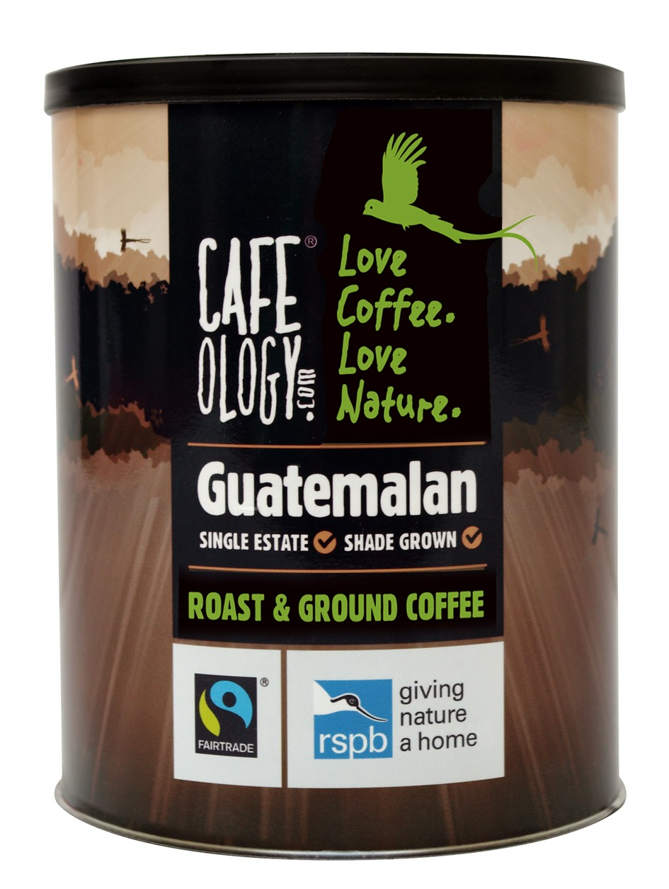 Cafeology Bird Friendly Coffee