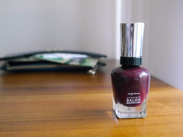 sally hansen fall 2015 rags to riches polish swatch review