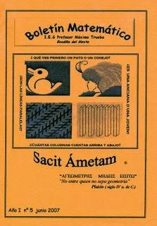 Boletín Sacit Ámetam nº 5