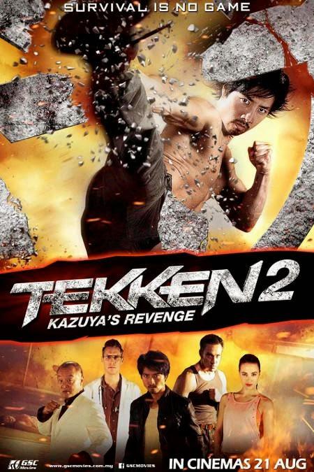 Download - Tekken 2: A Vingança De Kazuya (2015)