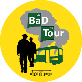 Abq Trolley Company Breaking Bad Tour