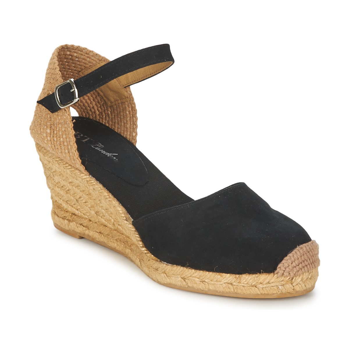 betty london black espadrille