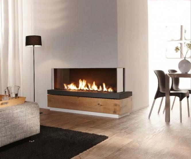 Visi n interiorista chimeneas minimalistas - As interiorista ...