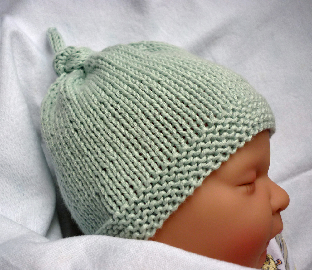 Knitting Pattern For Baby Hat And Mittens : Mack and Mabel: Knitting Patterns