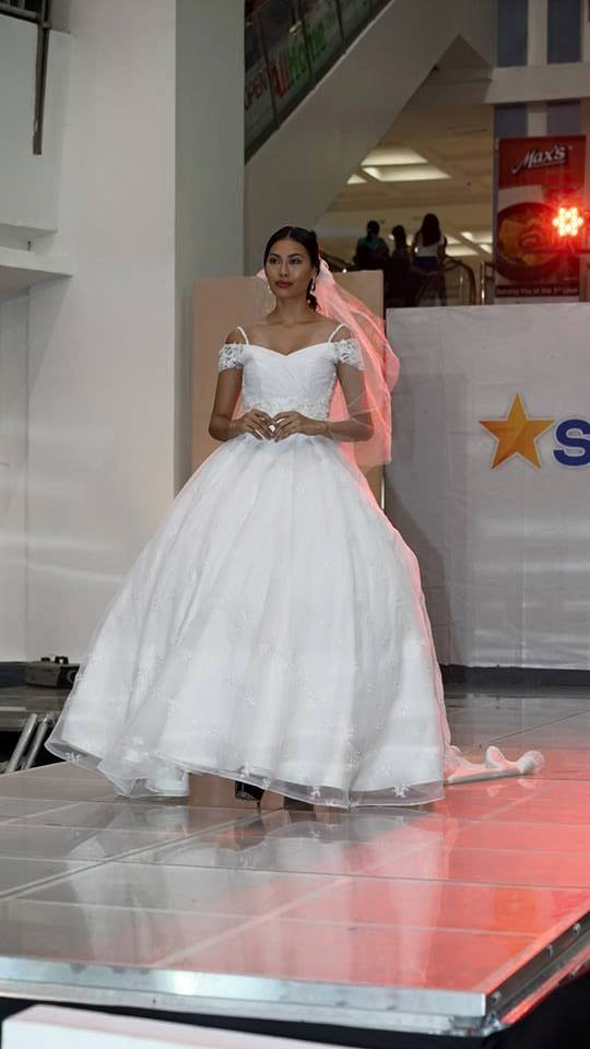 EVELYN GUERRERO New Creation Fashion Show 2015 | StarBrides StarMall Alabang