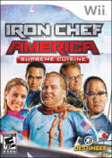 Iron Chef America Season 11, Episode13 Halloween Scary Combonations