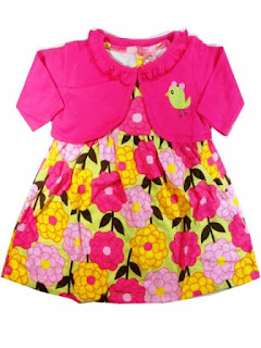Baju Baby Perempuan Lucu Terbaru