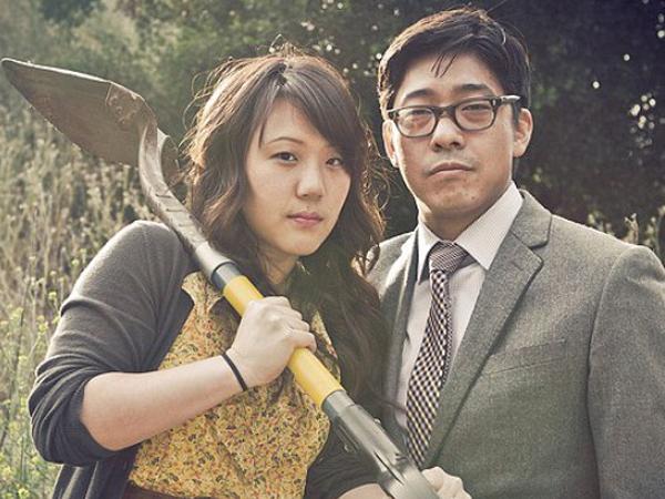 Heboh Foto Pre Wedding Bersama Hantu