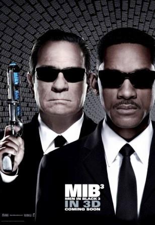 Hombres de negro 3 (Men in Black 3) (2012)