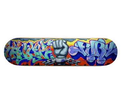 Grafiti   on Your Name In Graffiti On The Skateboard  Look At Some Of The Names
