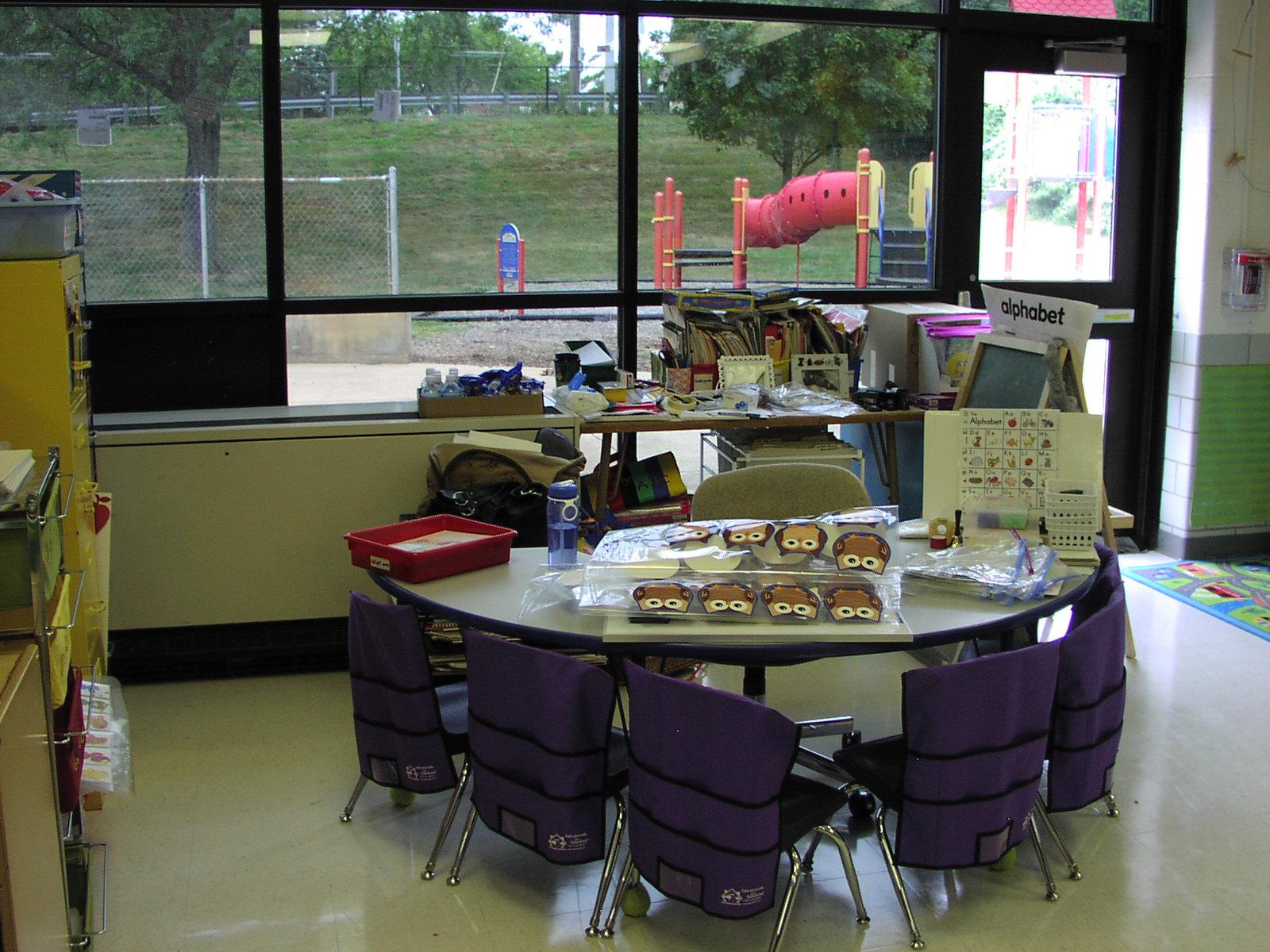 Kindergarten classroom table - Kindergarten Classroom Table 49