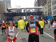 . marathon course besides the one in Greece. It was truly a special race. (th boston marathon )