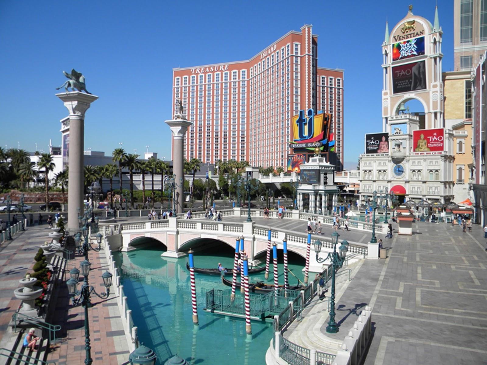 Vacaciones de adultos en Las Vegas