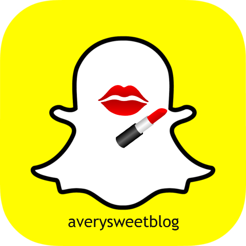 Follow A Very Sweet Blog On Snapchat