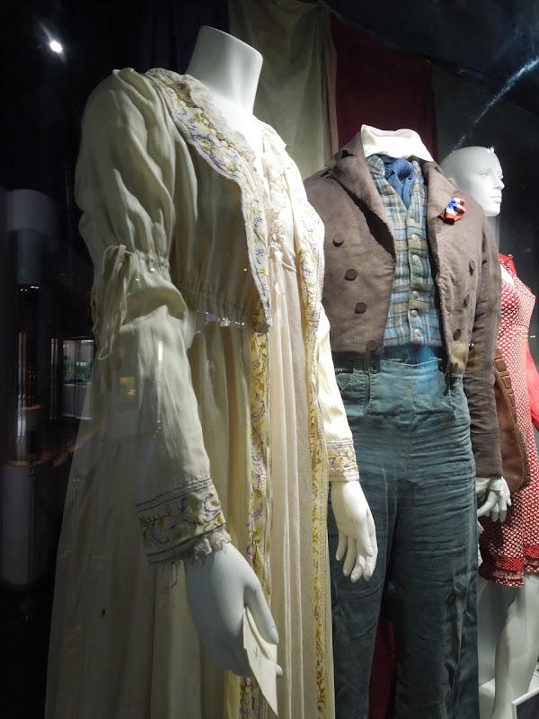 Cosette Les Misérables movie costume