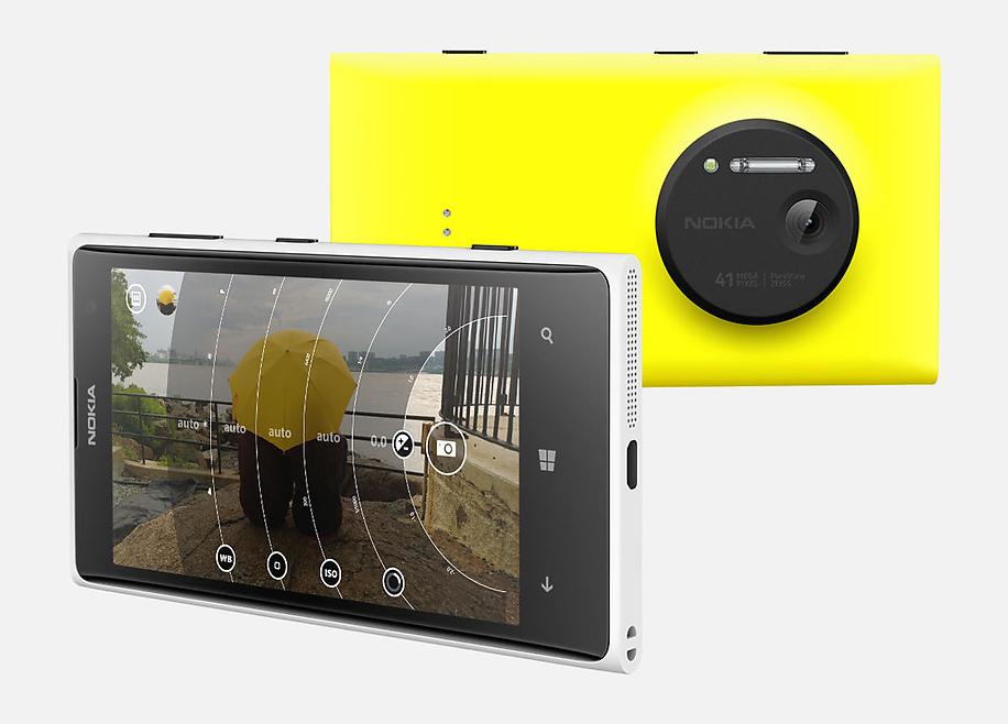 Ponsel Kamera Handal dari Nokia