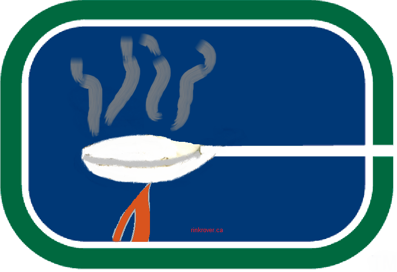 Rink Rover The Lesser Known Alternate Logo Of The Vancouver Canucks