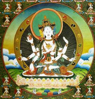 Usnisha Vijaya o Namgyälma